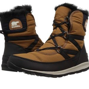 Sorel Whitney Short Lace Winter Boot